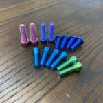 興津螺旋 βチタニウムボルトのご注文頂きました。