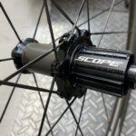SCOPE  cycling R4Cのスポーク交換とオーバーホールをお受けしました。